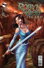 GRIMM FAIRY TALES ROBYN HOOD LEGEND #4 COVER C