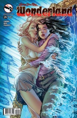 GRIMM FAIRY TALES WONDERLAND #24 COVER A