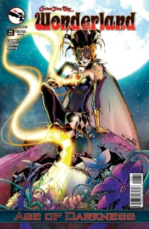 GRIMM FAIRY TALES WONDERLAND AGE OF DARKNESS ONE-SHOT COVER C