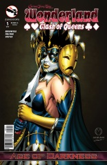 GRIMM FAIRY TALES WONDERLAND CLASH OF QUEENS #5 COVER A