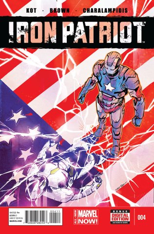 IRON PATRIOT #4