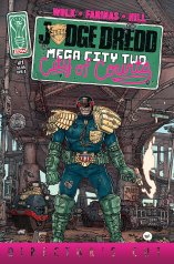 JUDGE DREDD MEGA-CITY TWO DIRECTOR'S CUT #1