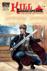 KILL SHAKESPEARE THE MASK OF NIGHT #1 SUB COVER