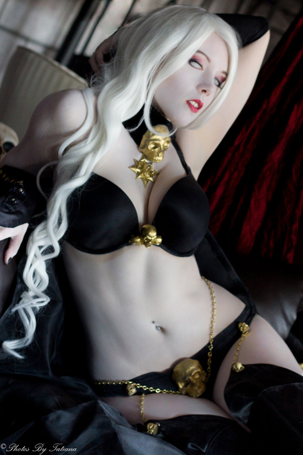Lady Death by <a href=