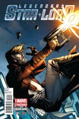 LEGENDARY STAR-LORD #1 VARIANT C