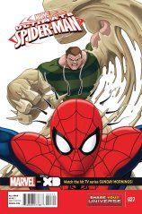 MARVEL UNIVERSE ULTIMATE SPIDER-MAN #27