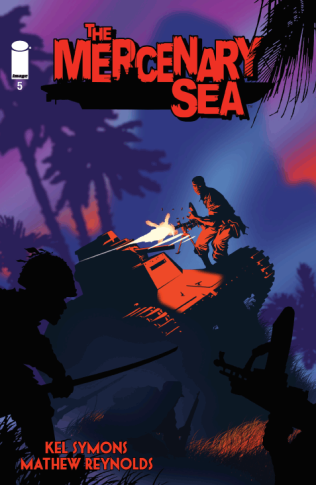 MERCENARY SEA #5
