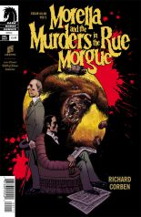 MORELLA AND THE MURDERS IN THE RUE MORGUE ONE-SHOT