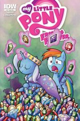 MY LITTLE PONY FRIENDS FOREVER #6 SUB COVER