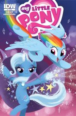 MY LITTLE PONY FRIENDS FOREVER #6