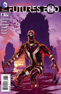 NEW 52 FUTURES END #8