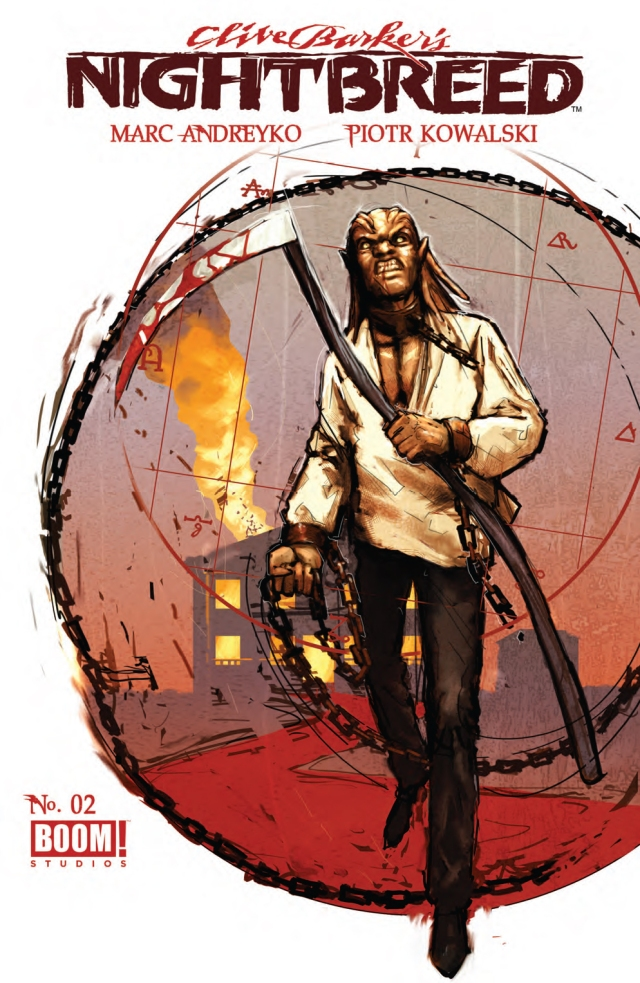 Nightbreed #2 Cover A
