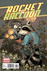 ROCKET RACCOON #1 VARIANT A