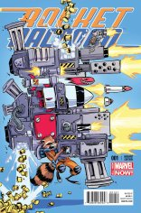 ROCKET RACCOON #1 VARIANT C