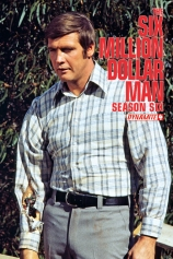 SIX MILLION DOLLAR MAN SEASON 6 #4 SUB COVER