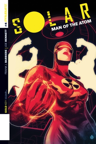 SOLAR MAN OF THE ATOM #3