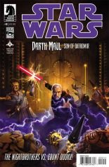 STAR WARS DARTH MAUL SON OF DATHOMIR #2
