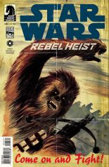 STAR WARS REBEL HEIST #3 KINDT COVER