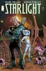 STARLIGHT #4 COVER B