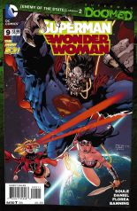 SUPERMAN WONDER WOMAN #9