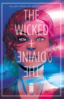 THE WICKED + THE DIVINE #1 COVER A
