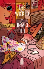 THE WICKED + THE DIVINE #1 COVER C