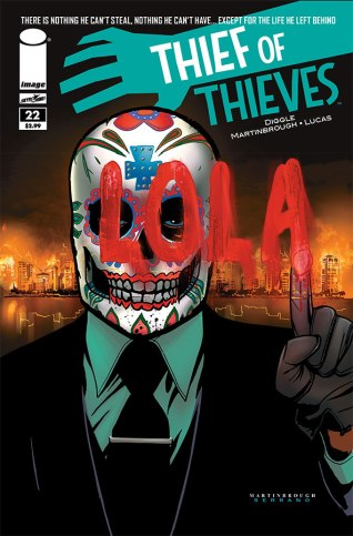 THIEF OF THIEVES #22