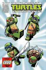 TMNT NEW ANIMATED ADVENTURES #12 SUB COVER