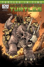 TMNT TURTLES IN TIME #1
