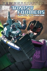 TRANSFORMERS ROBOTS IN DISGUISE #30