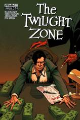 TWILIGHT ZONE ANNUAL 2014