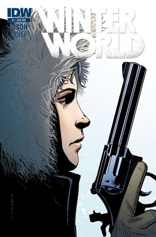 WINTER WORLD #1 SUB COVER