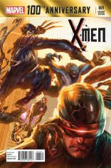 100TH ANNIVERSARY X-MEN #1 VARIANT