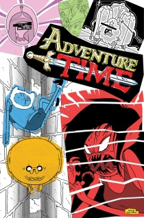 ADVENTURE TIME #30 COVER A