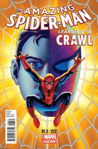 AMAZING SPIDER-MAN #1.3 VARIANT A