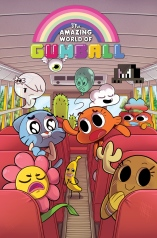 AMAZING WORLD OF GUMBALL #2 COVER A
