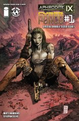 APHRODITE IX CYBER FORCE #1 COVER C