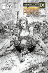 APHRODITE IX CYBER FORCE #1 COVER D