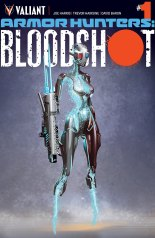 ARMOR HUNTERS BLOODSHOT #1 VARIANT A