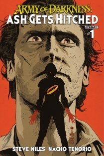 ARMY OF DARKNESS ASH GETS HITCHED #1 FRANCAVILLA COVER