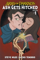 ARMY OF DARKNESS ASH GETS HITCHED #1 SUB COVER