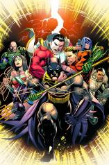 BATMAN AND ROBIN #33