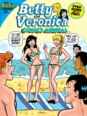 BETTY AND VERONICA ANNUAL #224