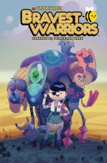 BRAVEST WARRIORS #22 COVER A