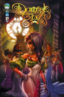 DAMSELS IN EXCESS #1 COVER B