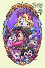 DAMSELS IN EXCESS #1 COVER D