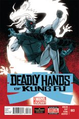 DEADLY HANDS OF KUNG FU #3
