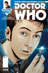 DOCTOR WHO 10TH DOCTOR #1 VARIANT A