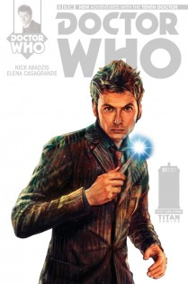 DOCTOR WHO 10TH DOCTOR #1 VARIANT D