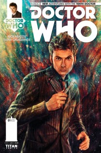DOCTOR WHO 10TH DOCTOR #1